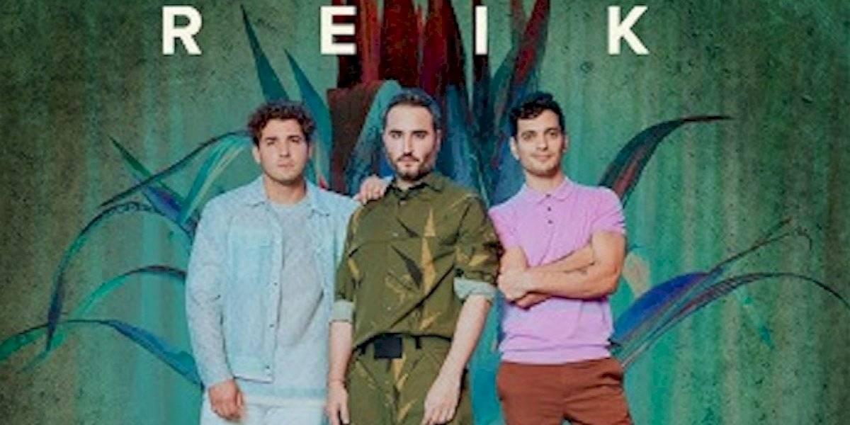 Reik rinde tributo a México en su nuevo disco