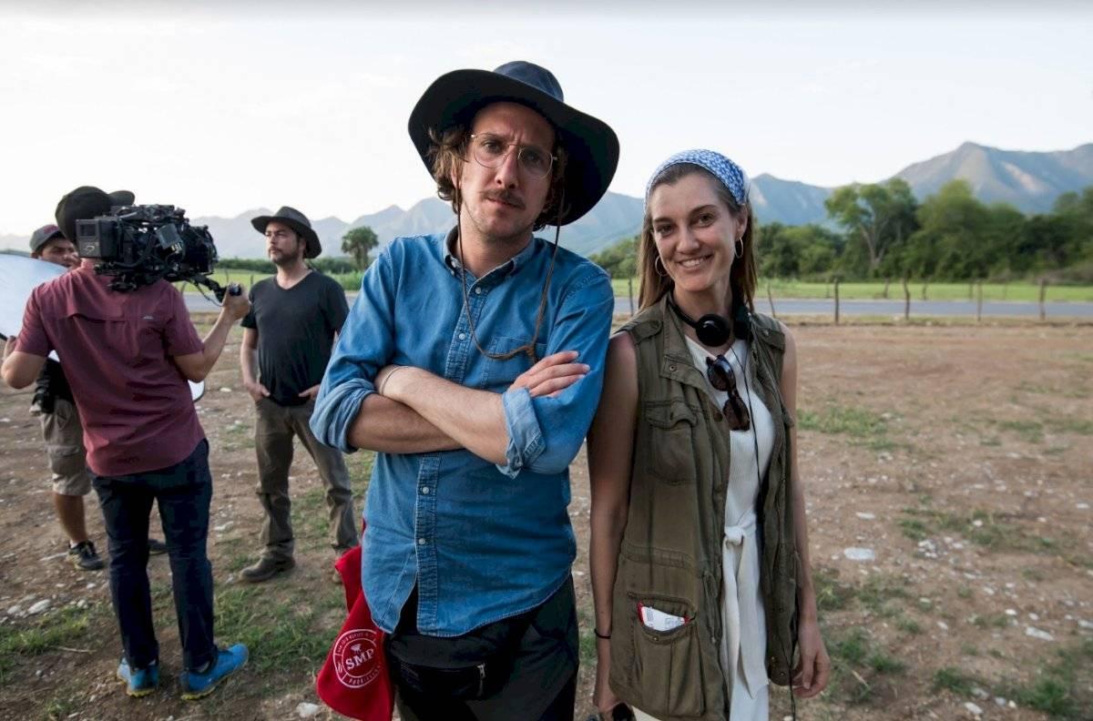 Santiago Fabregas i Hallie Davison