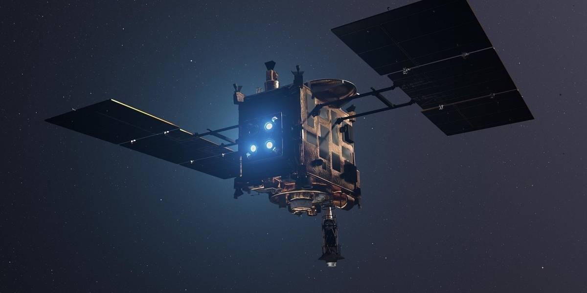Ciencia.-La sonda Hayabusa 2 visitará un segundo asteroide en 2031
