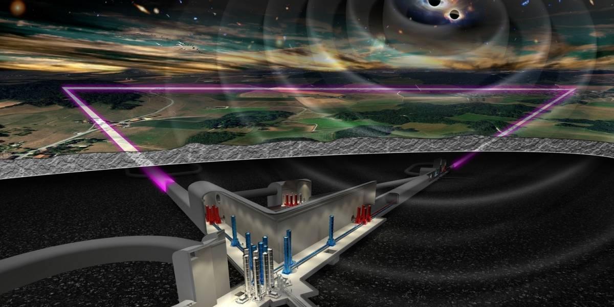 Ciencia.-Europa propone un nuevo observatorio mejorado de ondas gravitacionales