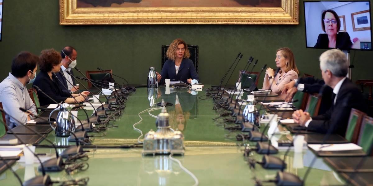España.- La Comisión sobre la 'Operación Kitchen' arranca andadura en el Congreso con abstención de Vox
