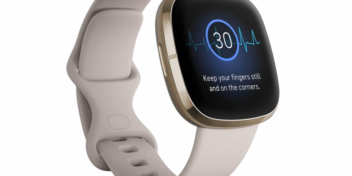 Estados Unidos.- Fitbit logra la validación de la aplicación del Sense que previene el ictus y arritmias