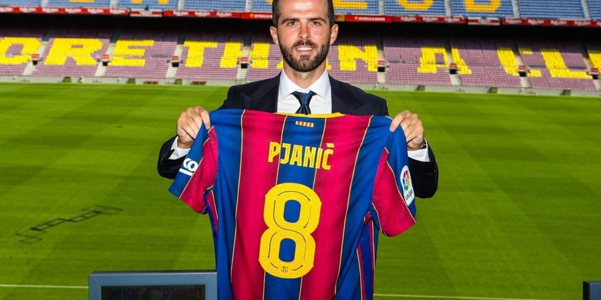 """Fútbol.- Miralem Pjanic: """"Podemos conseguir todo, este equipo es enorme"""""""