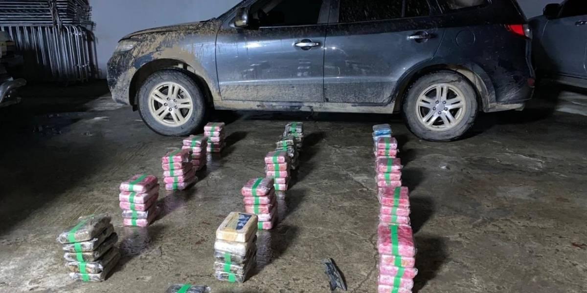 Panamá.- Detenido un gobernador panameño con un alijo de droga en su coche
