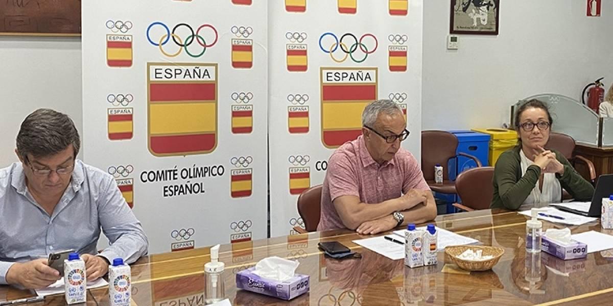 JJ.OO.- El COE destaca el papel del ministro Rodríguez Uribes para acordar el protocolo de vuelta a las competiciones