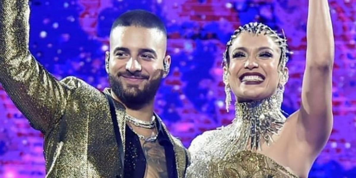 ¿Qué hacen Maluma y Jennifer López juntos y a punto de casarse?