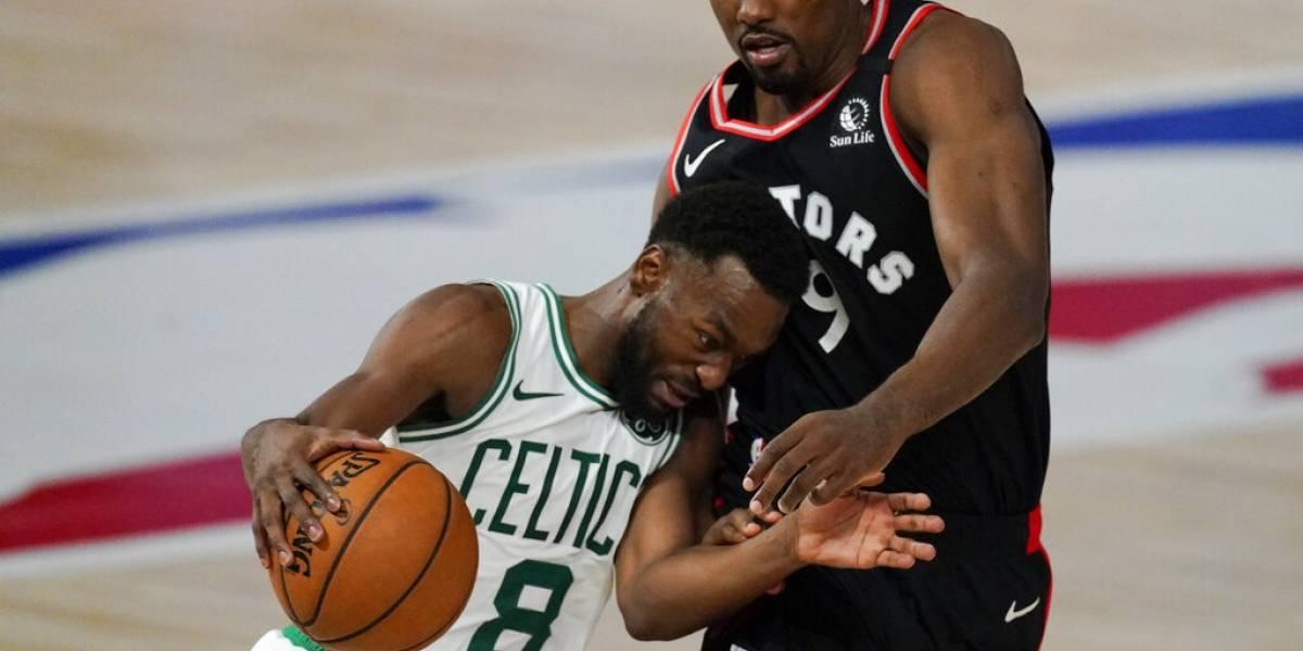 Kemba Walker y Jimmy Butler llegaron juntos a la NBA y por primera vez se enfrentarán en una final de conferencia