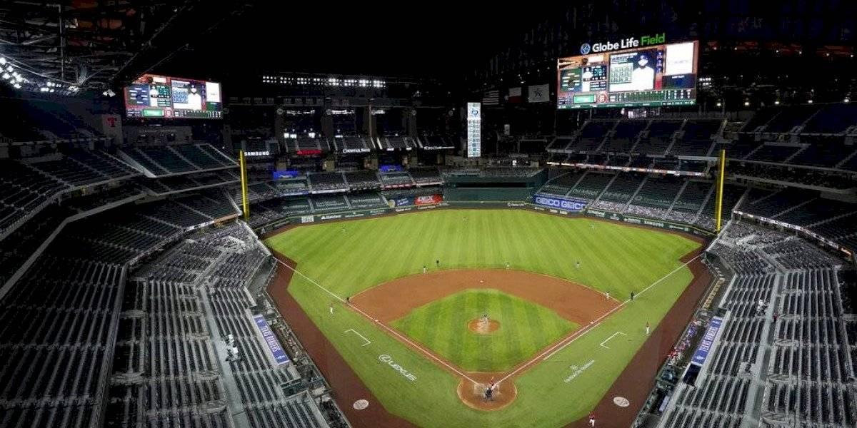 La Serie Mundial se jugará en burbuja en Texas