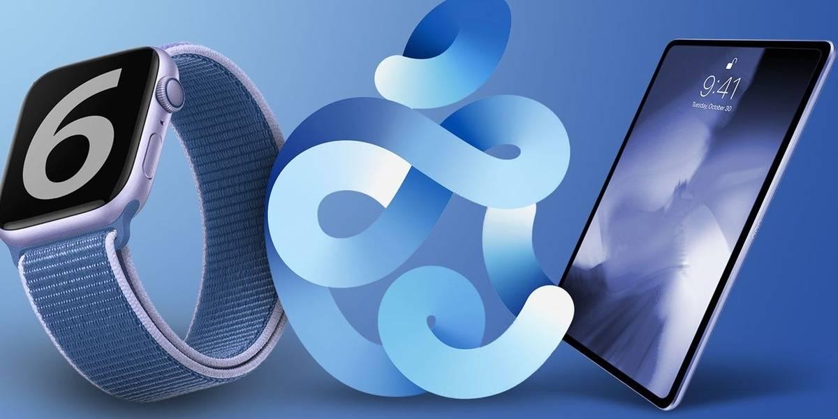 EN VIVO: Apple anuncia sus nuevos productos