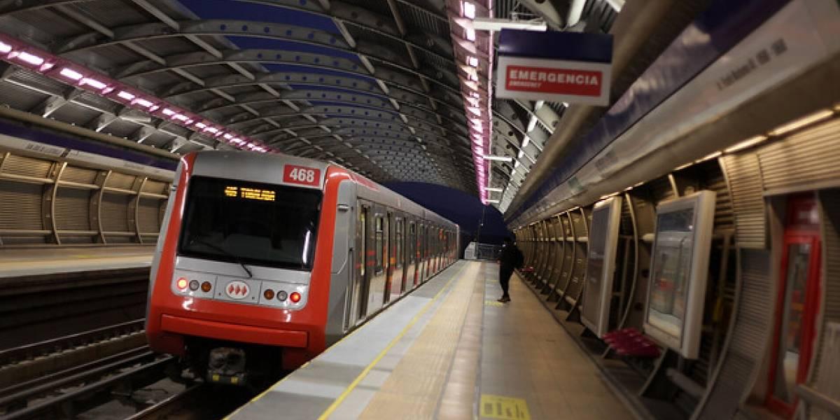 Metro de Santiago anuncia su horario de funcionamiento para las Fiestas Patrias