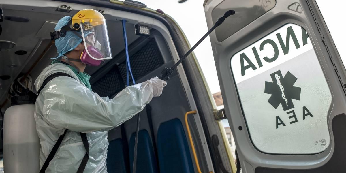 Algo de baja: se registran 1.536 nuevos contagiados por coronavirus y 27 muertos