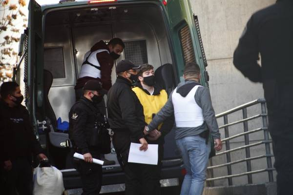 Nano Calderón en libertad: Corte revoca prisión preventiva
