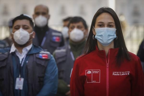 """Paula Labra, seremi de Salud RM: """"No hay ninguna información sensible que haya sido robada"""""""