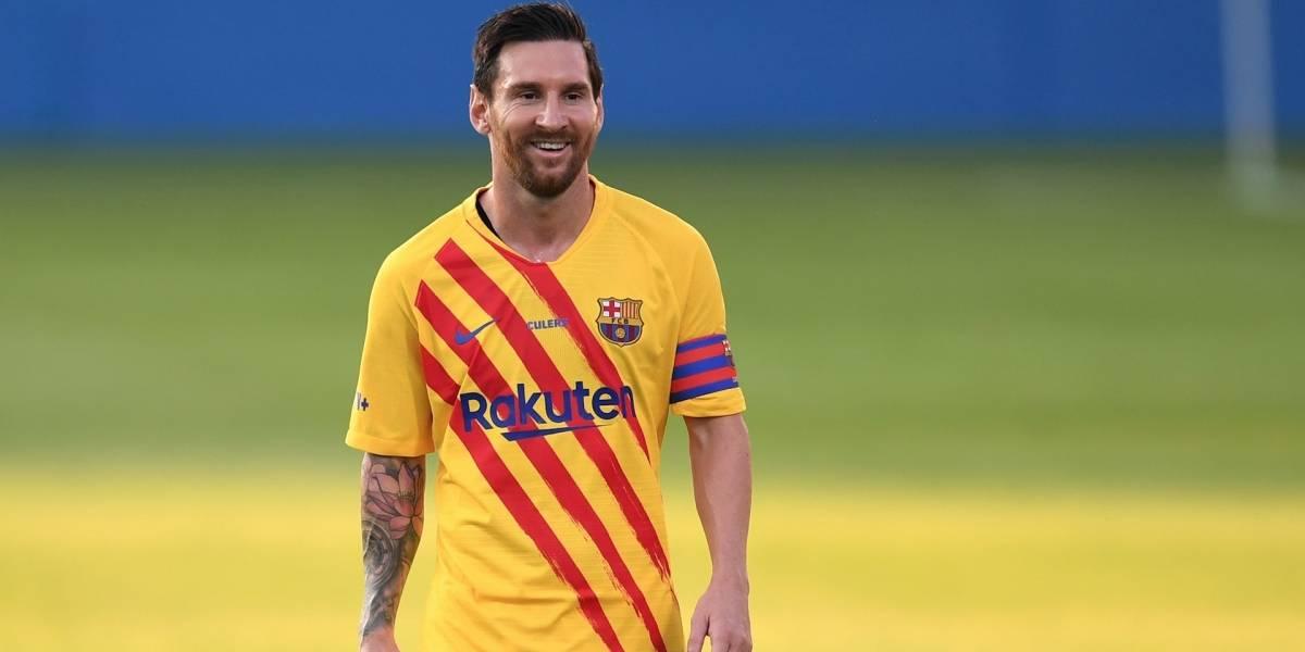 ¡Vuelve Messi! Siga el partido Barcelona vs. Girona en vivo, amistoso previo a la Liga