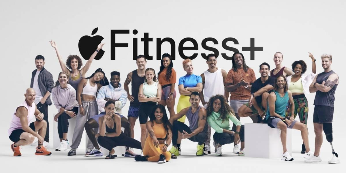 Esto es Apple Fitness+, el nuevo servicio de ejercicios on demand, basado en el Apple Watch