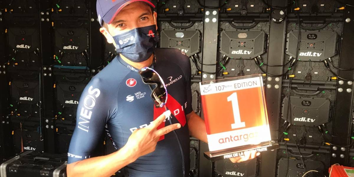 ¿De qué se trata el premio que ganó Richard Carapaz tras llegar segundo en la etapa 16 del Tour de Francia?
