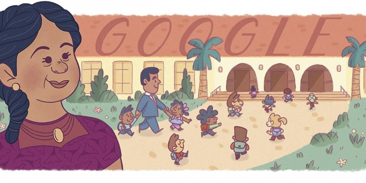 Google rinde tributo a activista puertorriqueña Felicitas Méndez