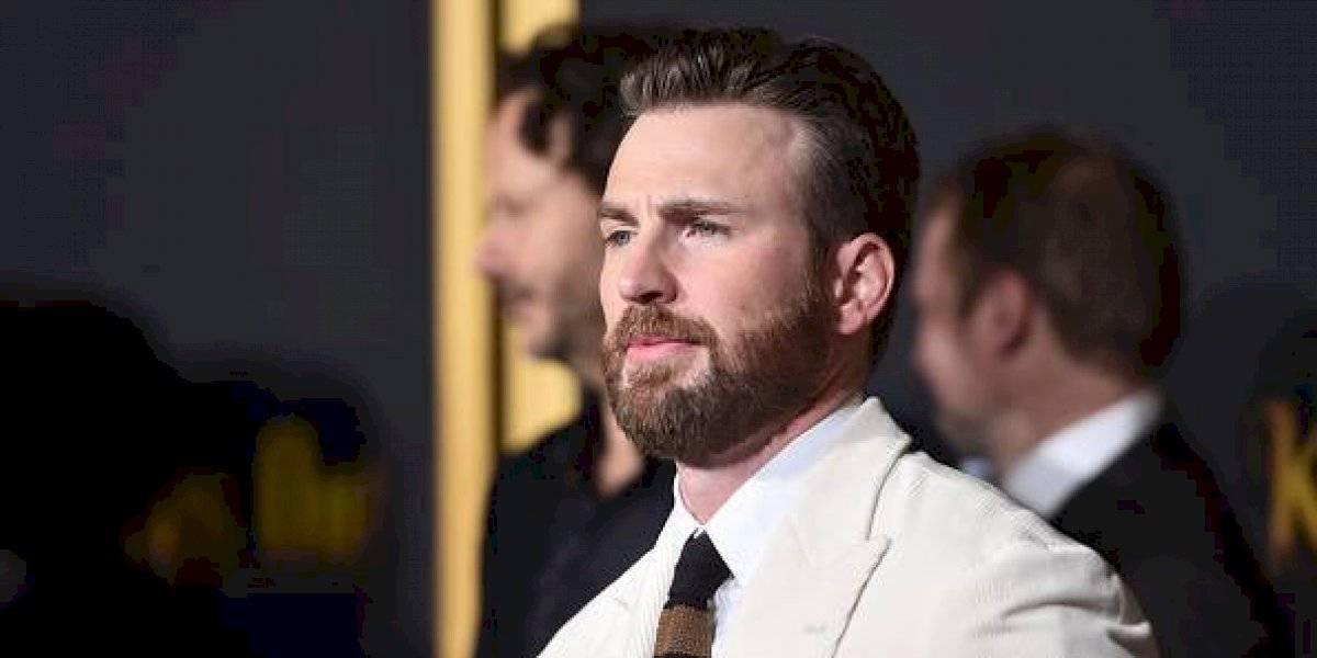 Chris Evans (Capitán América) rompe el silencio tras filtración de foto íntima
