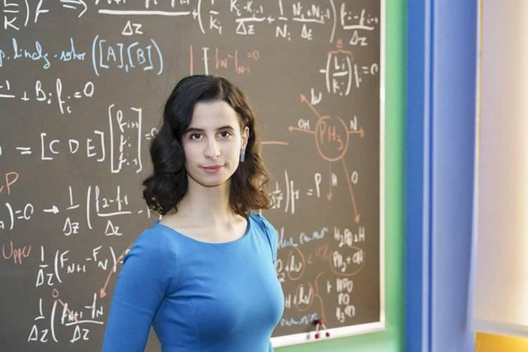 Clara Sousa Silva, descubridora de la fosfina en Venus