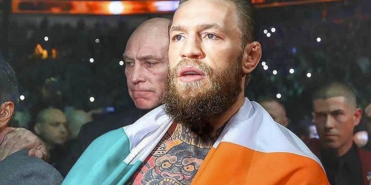 Conor McGregor, acusado de agresión sexual