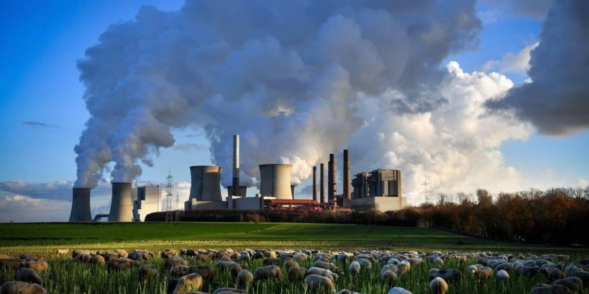 Estudio sugiere que el calentamiento global emite ocho veces más dióxido de carbono que erupciones volcánicas a gran escala