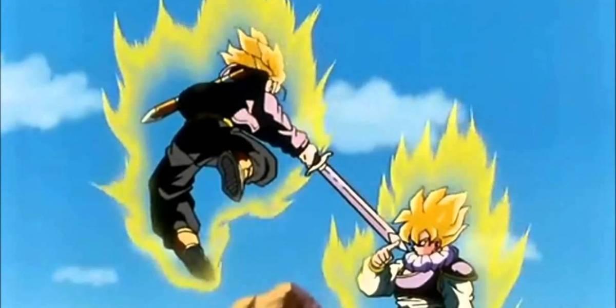 Dragon Ball: este sería el origen de la espada del Trunks del futuro