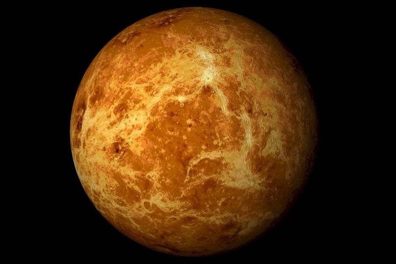 Hallaron fosfina en Venus