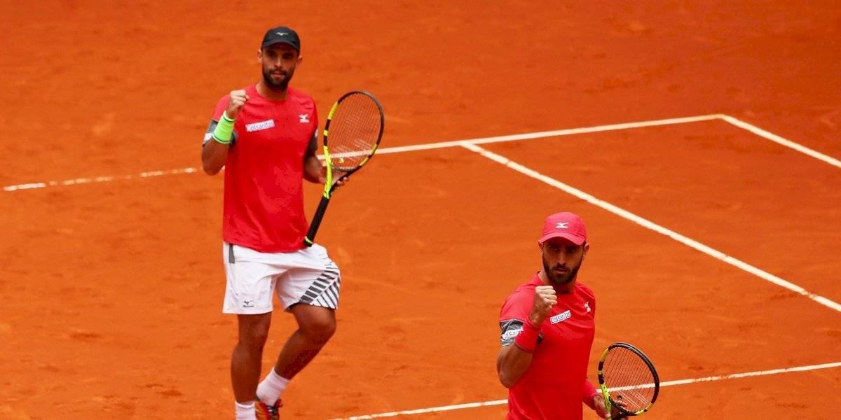 ¡A semifinales! Cabal y Farah continúan a paso firme en Roland Garros