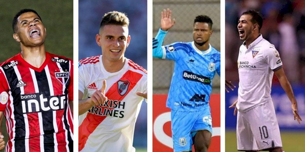 Tabla de posiciones del grupo D de la Copa Libertadores 2020 ((Actualizada)) | River, Sao Paulo, Liga de Quito, Binacional