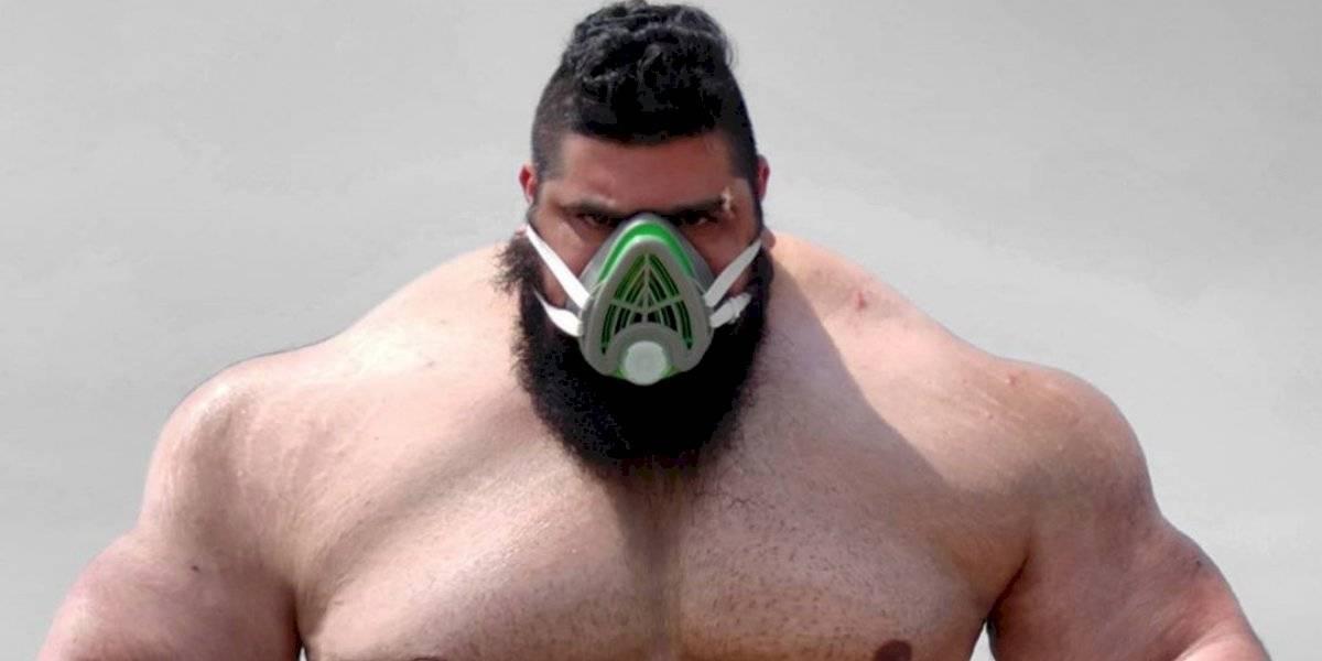 Hulk iraní vence el coronavirus y advierte venganza a sus próximos rivales