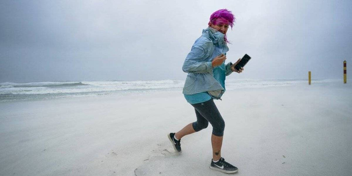 Huracán Sally amenaza las costas del Golfo de México