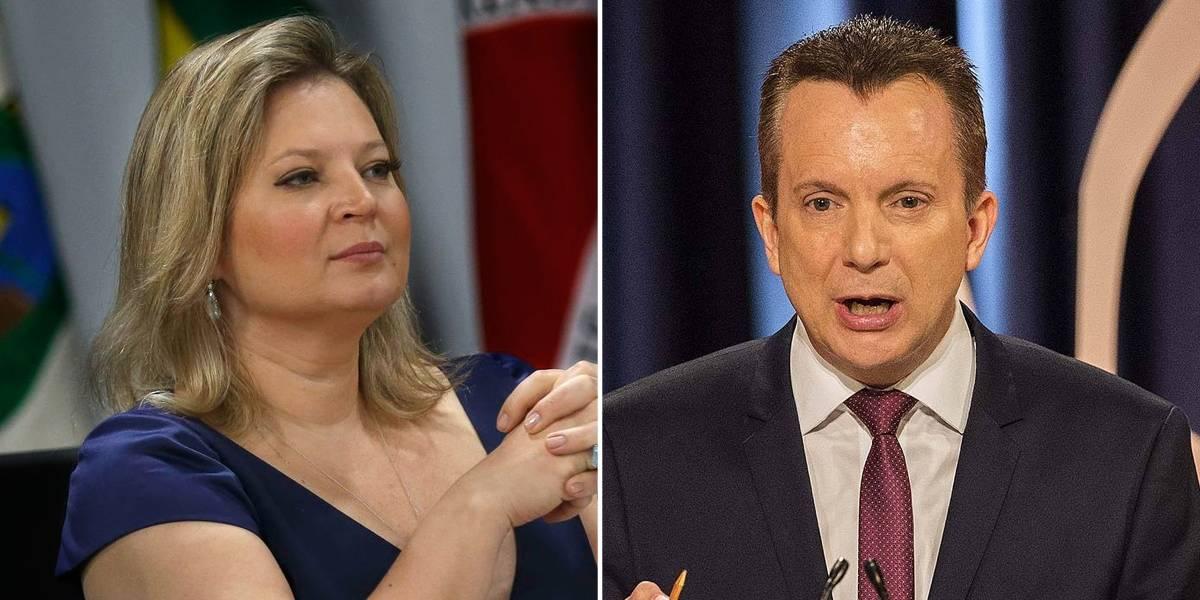PSL rejeita coligação com Russomanno e registra candidatura de Joice em SP
