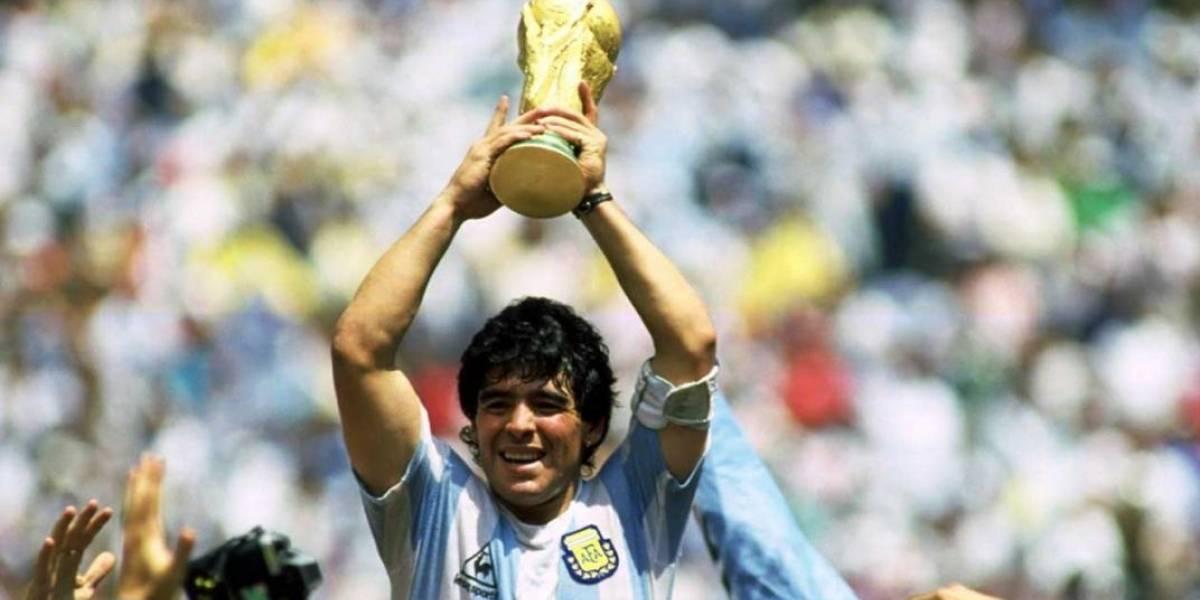 Vídeo: 'Gol do Século' de Maradona completa 34 anos