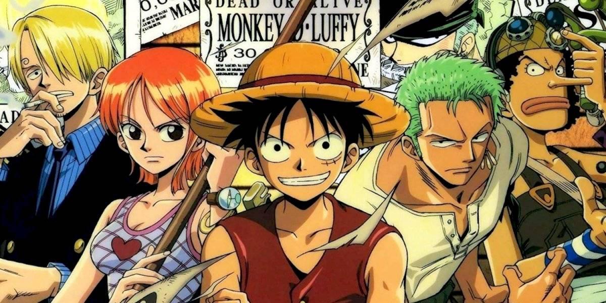 One Piece llega a Netflix en octubre, te contamos todas las novedades