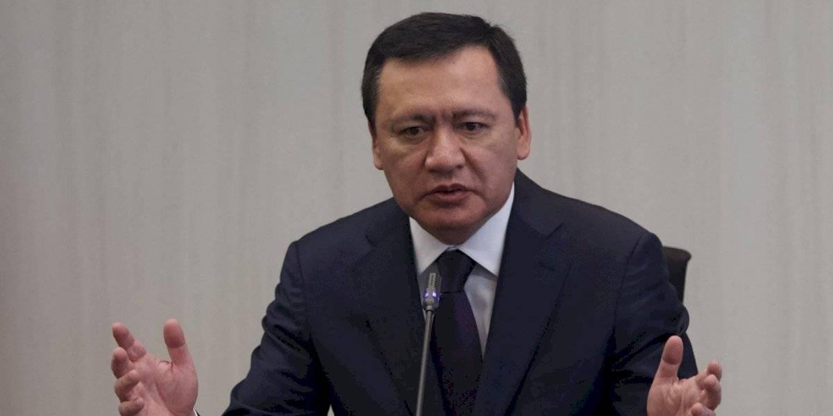 FGR desestima acción penal en contra de Osorio Chong por investigación patrimonial