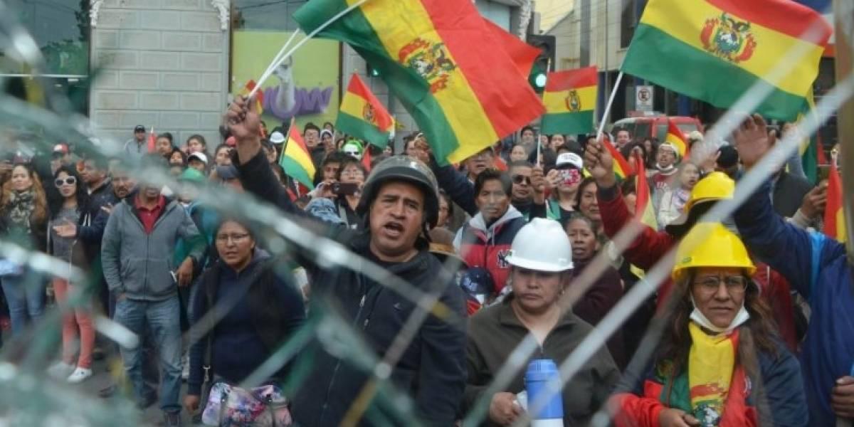 Ex empleada de Facebook reveló el papel de la compañía en la caída de Evo Morales
