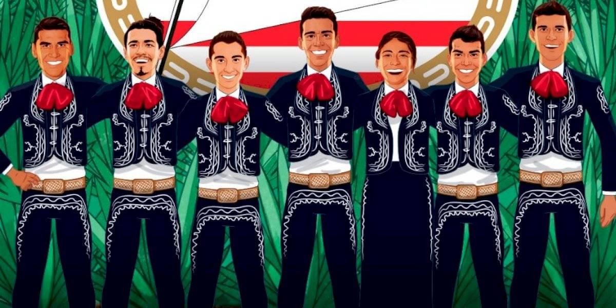 El PSV se declara el equipo 'más mexicano' de Europa