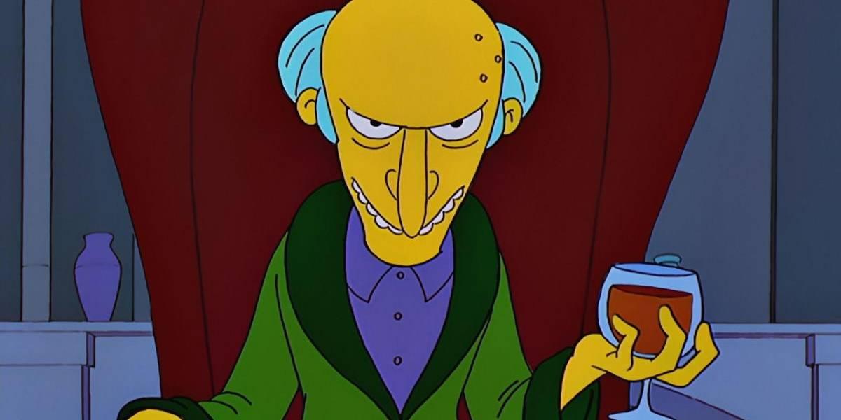 Los Simpson: El señor Burns está de cumpleaños y este es el regalo de FOX