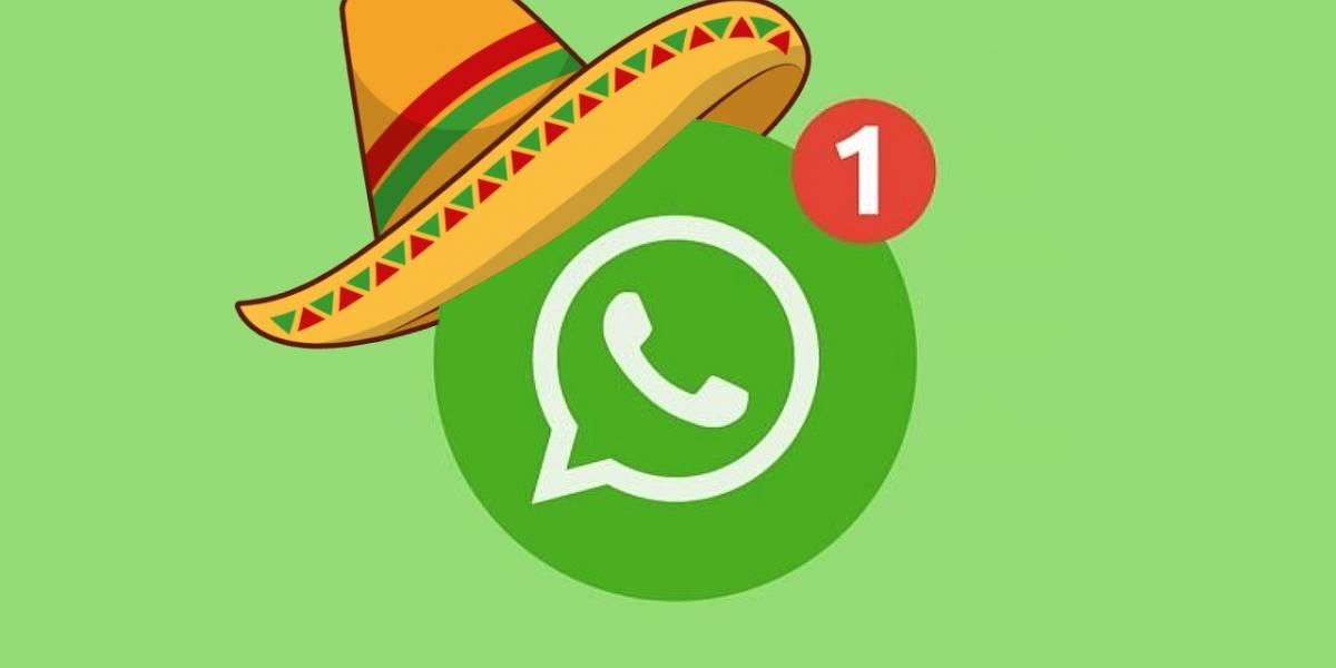 WhatsApp: ¿dónde conseguir imágenes y stickers patrios mexicanos?