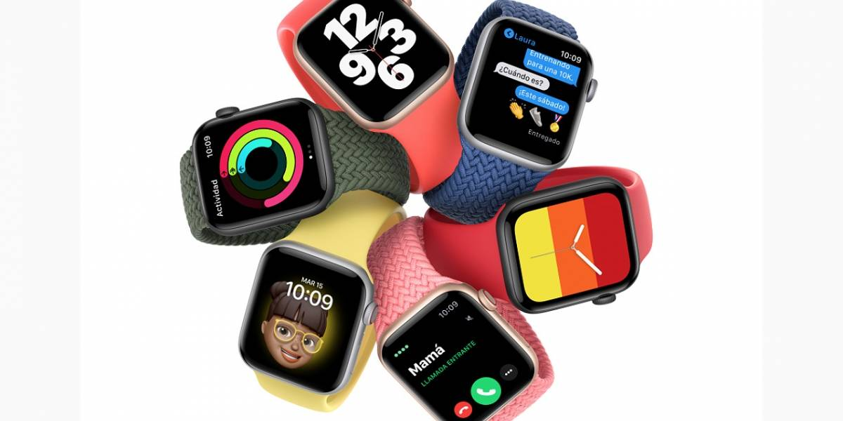 Apple Watch SE y Apple Watch Series 6: ¿Cuánto costarán los smartwatch en pesos mexicanos?