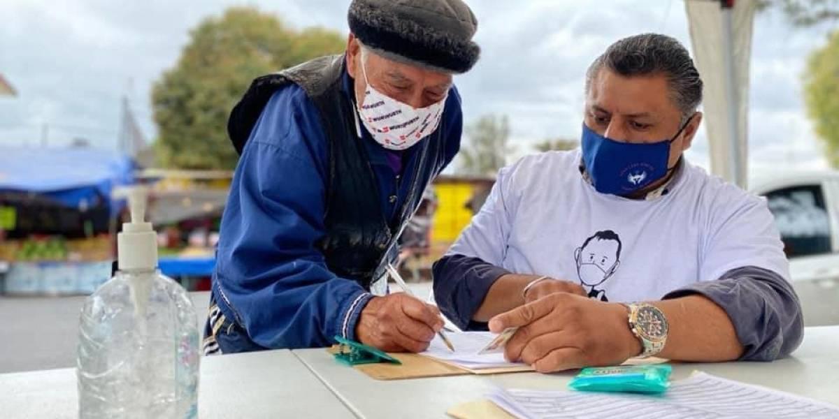 Suma Tláhuac 28 mil firmas para consulta que busca enjuiciar a ex presidentes
