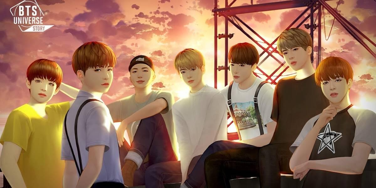 K-pop: Netmarble lança trailer oficial de 'BTS Universe Story'