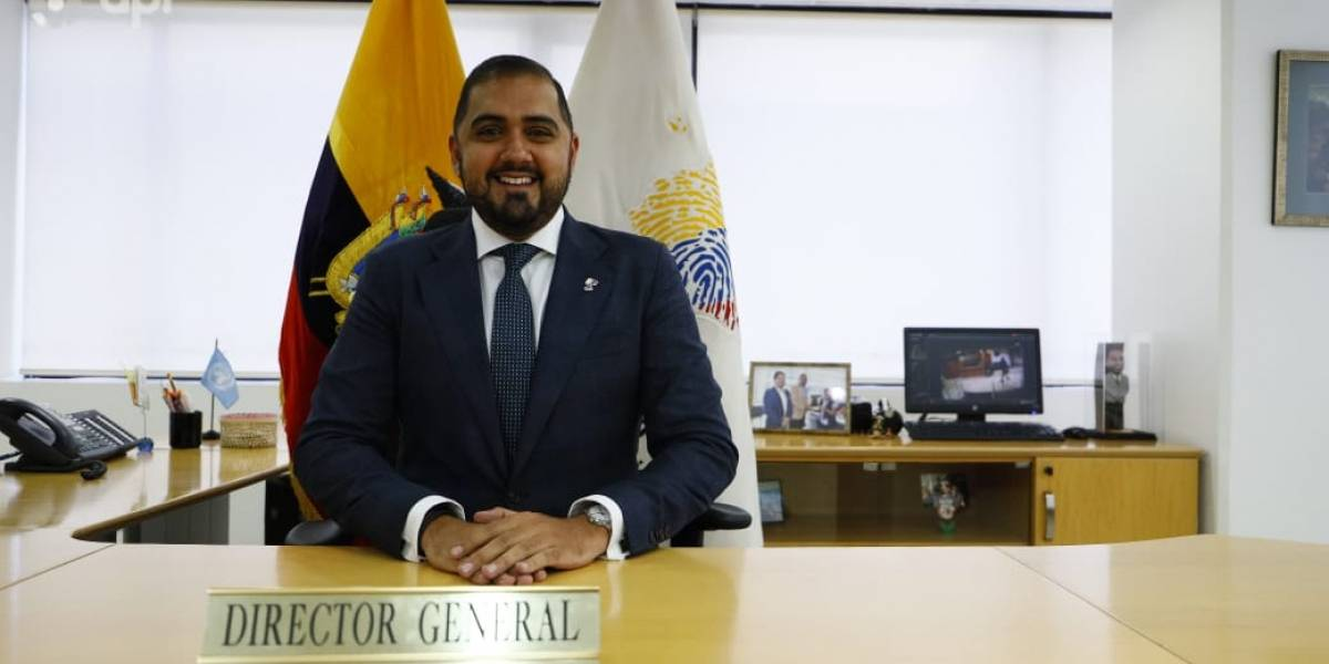 Vicente Taiano es designado como ministro de Inclusión Económica y Social