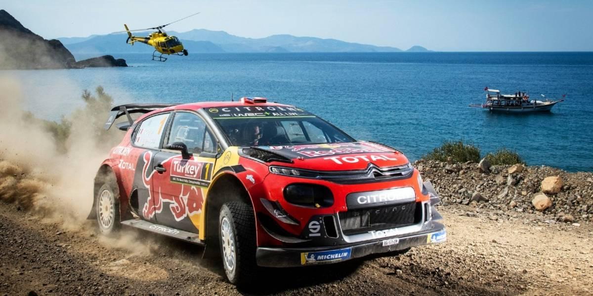 El WRC corre en Turquía con dos chilenos en la grilla