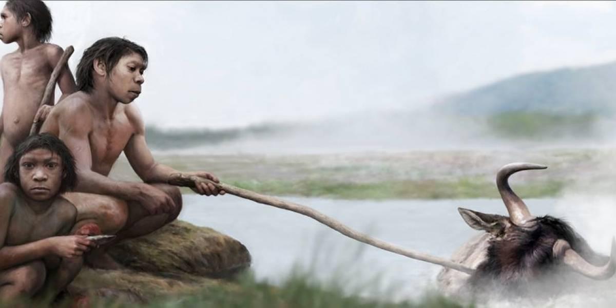 Ciencia.-Los primeros humanos pudieron cocinar alimentos en aguas termales