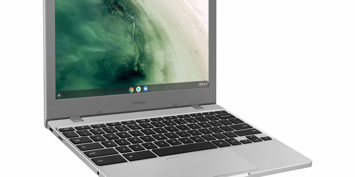 Portaltic.-Samsung presenta los ordenadores educativos Chromebook 4 y 4+, con actualizaciones hasta 2026
