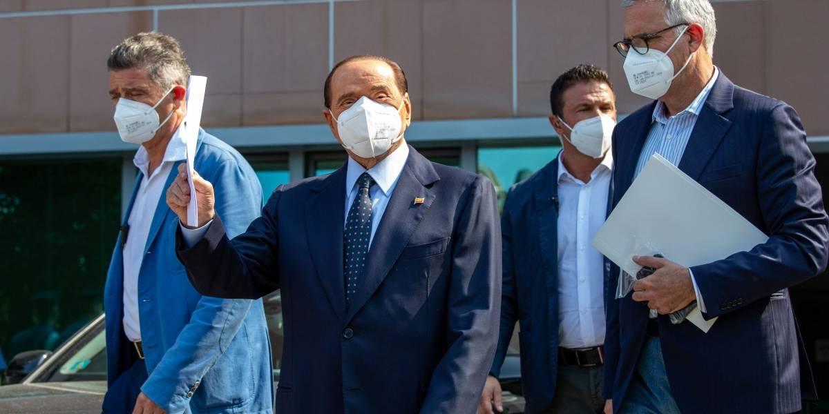 Coronavirus.- Berlusconi admite que temió por su vida tras contagiarse de coronavirus