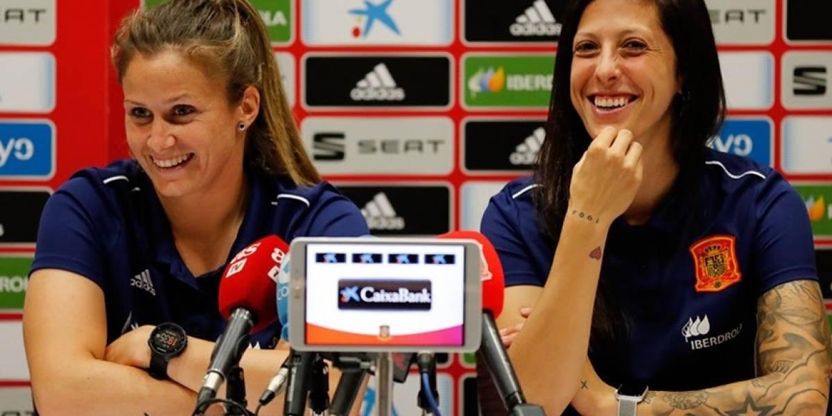 """Fútbol/Selección.- Sandra Paños: """"Ante Moldavia hay que poner mucha más concentración"""""""