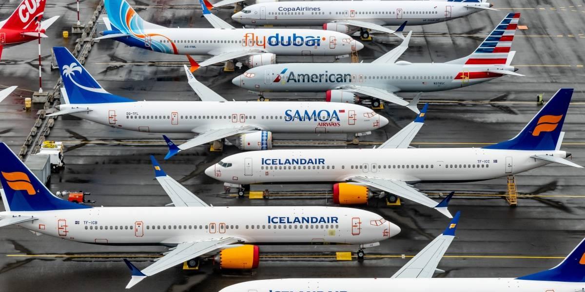 """Estados Unidos.- (AMP) EEUU determina que Boeing mintió sobre los 737 MAX y que los accidentes fueron por una """"serie de errores"""""""
