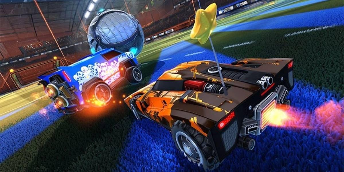 Portaltic.-El videojuego Rocket League será gratuito desde el 23 de septiembre